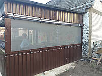 Тентовые окна, мягкие окна, москитная сетка ПВХ, пленка Япония