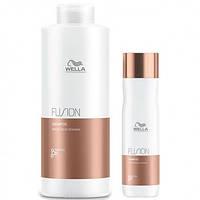 Шампунь интенсивный восстанавливающий шампунь для волос Wella Fusion Intense Repair Shampoo