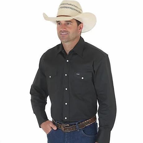 Рубашка на фланелевой подкладке Wrangler - Green