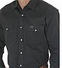 Рубашка на фланелевой подкладке Wrangler - Green, фото 2