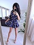 Женский летний комбинезон ромпер (в расцветках), фото 9