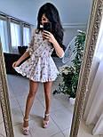 Женский летний комбинезон ромпер (в расцветках), фото 10
