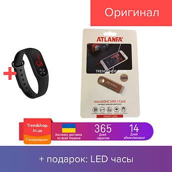 Мини-флешка с отверстием для ключей 2 0 32Gb ATLANFA AT-U3
