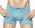 Трусы шорты мужские летние Taso 5649 модал с классической резинкой, размер XXL, фото 2