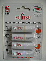 Аккумулятор Fujitsu (Eneloop) AA 2000mAh цена за блистер