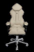 Эргономичное кресло KULIK SYSTEM ROYAL Бежевое 502, КОД: 1335590