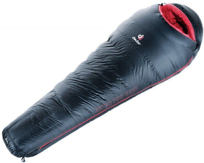 Спальный мешок Deuter Astro Pro 1000 L  granite (3713017 4000 1)