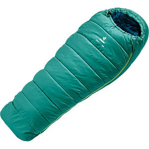 Детский спальный мешок Deuter Starlight Pro alpinegreen-navy (3720219 2322 1)