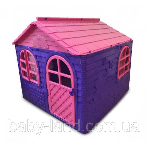 Детский домик пластмассовый Doloni 02550/1