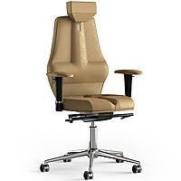 Кресло KULIK SYSTEM NANO Антара с подголовником без строчки Дюна 16-901-BS-MC-0311, КОД: 1668782