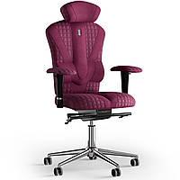 Кресло KULIK SYSTEM VICTORY Ткань с подголовником со строчкой Розовый 8-901-WS-MC-0508, КОД: 1669017