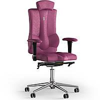 Кресло KULIK SYSTEM ELEGANCE Антара с подголовником без строчки Розовый 10-901-BS-MC-0312, КОД: 1689401
