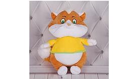 Мягкая игрушка Кот из м/ф 44 Кота