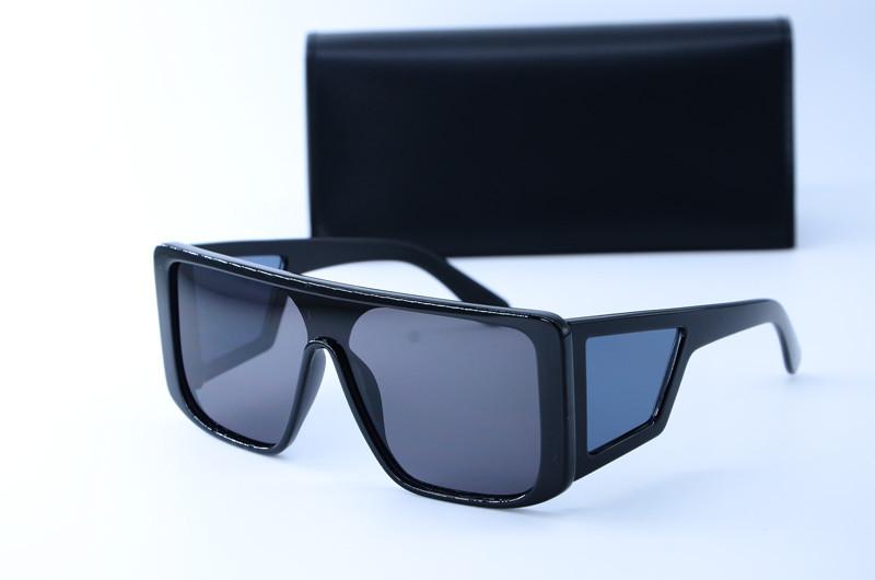 Мужские солнцезащитные очки Маска 335 черные
