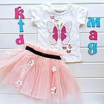 """Костюм для дівчинки """"Метелик"""" на 2, 3 і 5 років"""