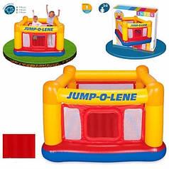 """Батут надувной детский """"Jump-O-Lene"""" Intex 48260"""