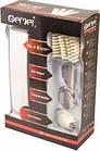 Машинка для стрижки волос, бороды, усов, триммер 4 в 1 Gemei GM-586, портативный аккумуляторная бритва, фото 5