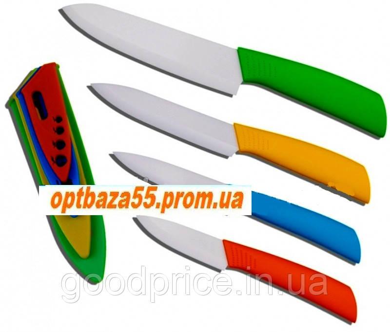 Набор керамических ножей FRICO 4 шт