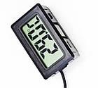 Термометр с выносным датчиком температуры, фото 3