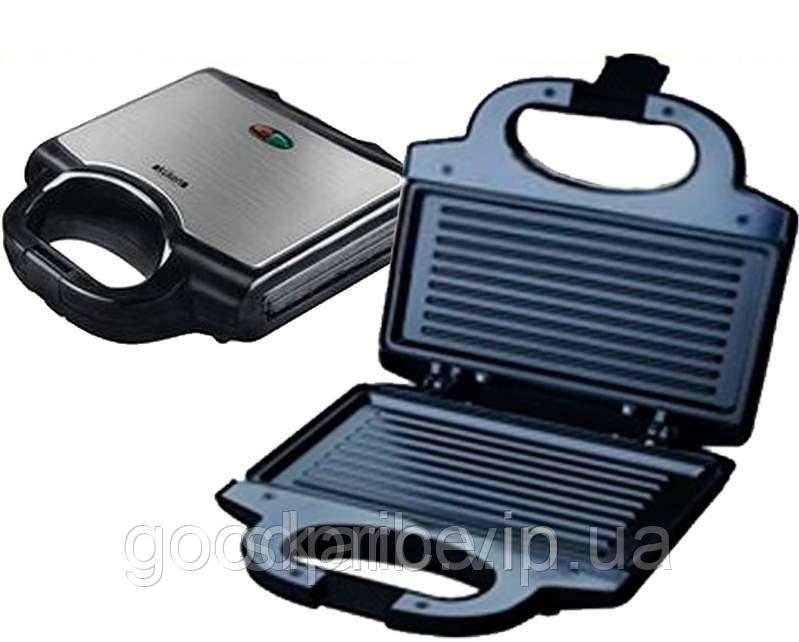 Электрический Гриль Livstar 800В тостер бутербродница сэндвичница