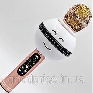Беспроводной Bluetooth караоке USB микрофон