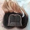 """Накладка на макушку, моно-система из натуральных волос MONO10""""/2-L4/27, фото 7"""