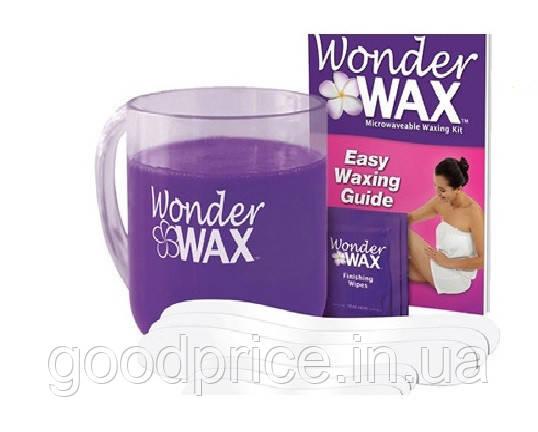 Wonder Wax Крем ВОСК для депиляции, воск для домашней эпиляции