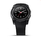 Умные смарт часы Smart Watch V8 черные, электронные наручные часы, спорт часы, фитнес часы, фото 3