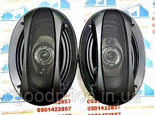 Автомобильная акустика, колонки 6х9 дюйма 1000Вт