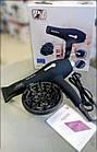 Профессиональный мощный фен Promotec PM-2302 3000W с насадкой дифузор, фото 4