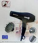Профессиональный мощный фен Promotec PM-2302 3000W с насадкой дифузор, фото 6