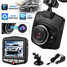 Автомобильный видео регистратор GT350, Full HD обзор 170°, ночное видения, датчик движения, авто регистратор, фото 2