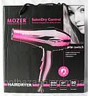 Профессиональный мощный фен для волос MOZER MZ-5917 - 4000W, фото 3