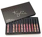 Набор матовых помад KYLIE Single Lipstick 12 шт, фото 2