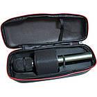 Караоке микрофон bluetooth V8 +чехол в подарок, фото 4