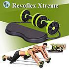 Тренажер Revoflex Xtreme для пресса многофункциональный, фото 4