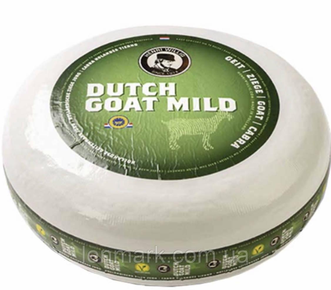 Сыр козий HENRI WILLIG Geitenkaas | Dutch Goat Mild| Молодой
