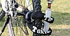 Противоугонная кодовая цепь на вело мото технику, фото 6