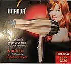 Фен для волос BRAOUA BR-8842, фото 2