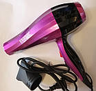 Фен для волос BRAOUA BR-8842, фото 6