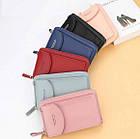 Сумка-портмоне-клатч 3 в 1 Baellerry Originall, женский кошелек портмоне клатч, фото 4