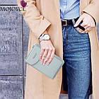 Сумка-портмоне-клатч 3 в 1 Baellerry Originall, женский кошелек портмоне клатч, фото 6