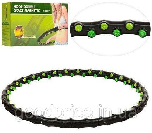 Массажный обруч для похудения талии (хулахуп) Profi