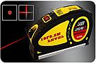 Лазерный уровень с рулеткой 5,5 м - Level Pro 3, фото 2