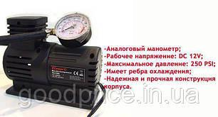 Автомобильный компрессор для авто ПОРШНЕВОЙ 25л