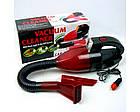 Автопылесос пылесос для авто CAR VACUM CLEANER, автомобильный пылесос, фото 3