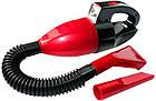 Автопылесос пылесос для авто CAR VACUM CLEANER, автомобильный пылесос, фото 5