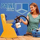 Распылитель краски Paint Zoom, краскопульт-пульверизатор, краскораспылитель Пейнт Зум, фото 2