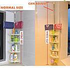 Угловая полка для ванной комнаты Multi Corner Shelf Стойка Стелаж, фото 5
