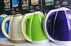Электрический чайник Rainberg яркие цвета, фото 2